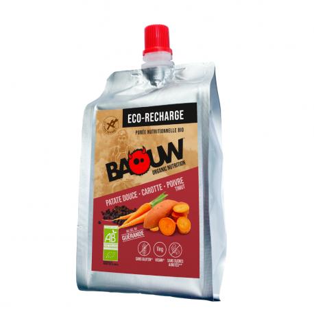 Zweet Aardappel Wortel Pepper Puree Eco Navulling Bio