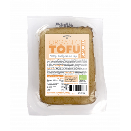 Smoked Tofu Organic