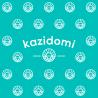 Kazishiki Furoshiki Gift Wrapping Blauw