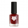 Nail Lacquer Burgundy Red 207