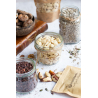 White Almonds Organic 250g