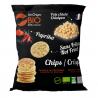 Chips Pois Chiche Paprika Sans Friture Bio