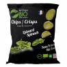 Chips Epinards Sans Friture Bio