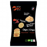 No Fry Chickpea Paprika chips Organic