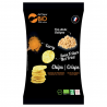 Chips Pois Chiche Curry Sans Friture Bio