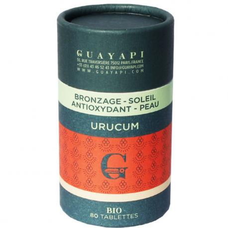 Guayapi - Urucum Tabletten 80caps