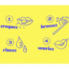 Flacon 100 Dentifrices à Croquer Menthe Bio