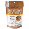 Keto Coconut Banana Maca Raw Granola Organic