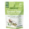 Chips de coco Matcha Bio