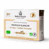 Voorbereiding witte organische propolis
