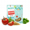 Mini Ditalini met groenten + 10 maanden