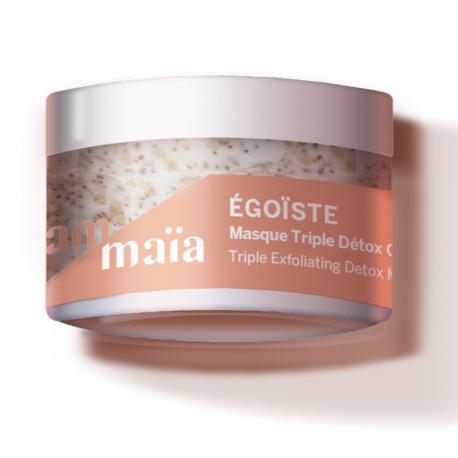 Triple Detox Exfoliating Mask Organic