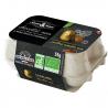 Box of 6 Dark Chocolate Praline Eggs Organic