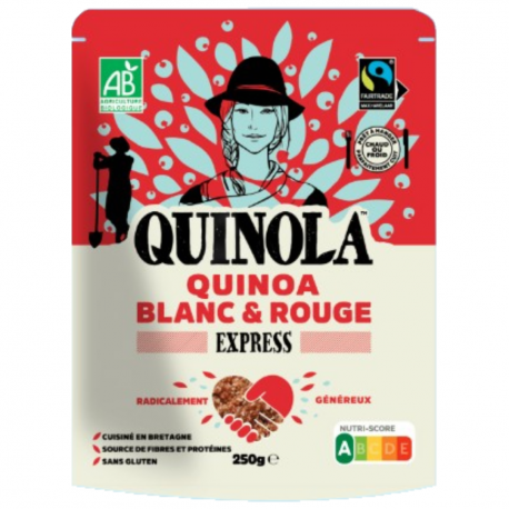 Quinola - Express Pearl&Red Quinoa 250g