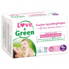 Pack Hypoallergenic Diapers Size 4 + (9-20kg)