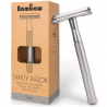Safety razor silver
