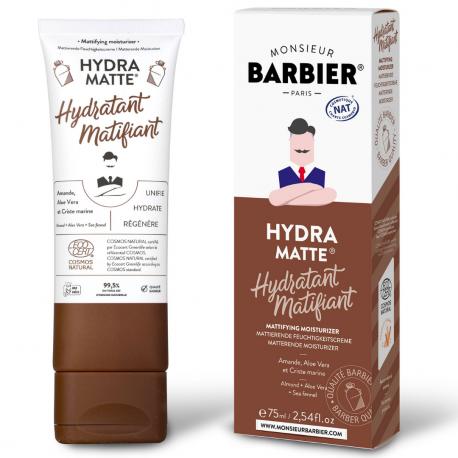 Crème Hydratante Matifiante Homme