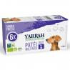 Graanvrije Paté met Kip & Kalkoen voor Honden Bio