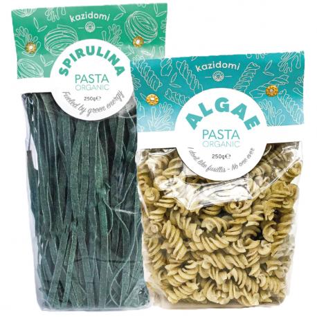 Pack Découverte Pâtes aux Algues