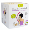 Les Tendances d'Emma - Washable Square Make-up Removers - Organic Cotton Biface - 15squares