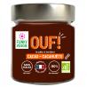 OUF! La Pâte à Tartiner Cacao CacahuètesBio Bio