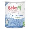 Cereal Rice & Millet Carob + 4 months Organic