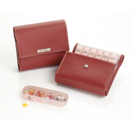 Pilbox Maxi - Piluliers semainiers