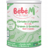 Céréales & Légumes + 6 mois Bio 400g Bio