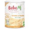 Cereal & Vanilla + 6 months Organic