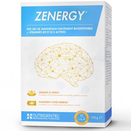 Nutrissentiel - ZENERGY (90 gél.)