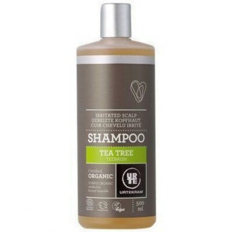Urtekram - Shampoo geïrriteerde hoofdhuid, 500 ml
