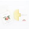 Peach Solid lotion Organic