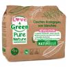 Pure Nature Diaper S4+ (9-20 kg)