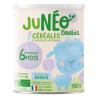 Cereals Supplement & Ewe's Milk + 6 months Organic