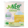 Cereal & Rice Supplement + 6 months Organic