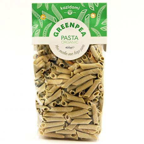 Green Pea Penne Bio 400g