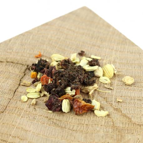 Salty Herbal Tea L'Enraciné Organic