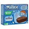 Kokosnoot brownie voor kinderen Bio