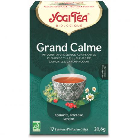 Grand calme 1x17 sachets, YOGI TEA, Thés et Tisanes