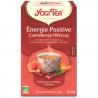 Positieve Energie - cranberry/hibiscus 1x17 zakjes,Thee en