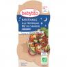 Provencale Ratatouille & Camargue Rijst + 12 maanden Bio
