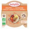 Groenten & Kip Paprika Bord + 15 maanden Bio