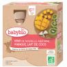 Aquitaine Kiwi Mango & Kokosmelk + 6 maanden Bio
