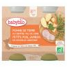 Aardappel, erwten en ham + 8 maanden Bio