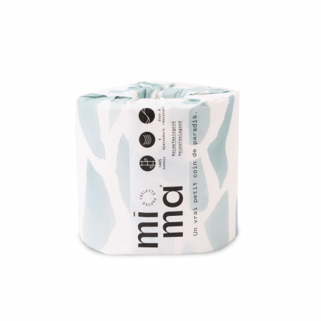 Papier Toilette 100% Bambou Pack X4