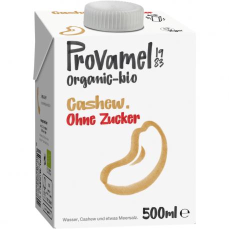 Provamel - Cashew Drink Unsweetened Organic 500mL