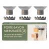 Lot magnetische minimalistische zeephouders