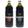 Discovery Pack Our Soy Sauces 1L Organic