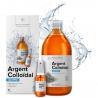 Premium Colloidal Silver 40ppm 1000mL + Spray