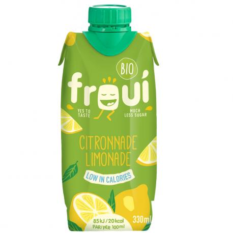Infusions Fruitées Saveur Citronnade Bio